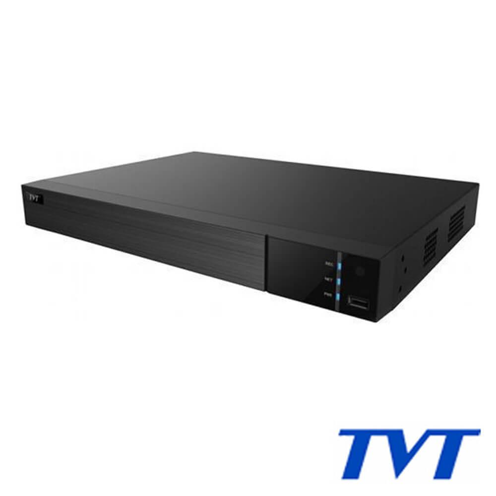 Cel mai bun pret pentru DVR TVT TD-2708TS-CL cu tehnologie HDTVI, AHD, ANALOGICA,  si inregistrare 1080N pentru sisteme supraveghere video