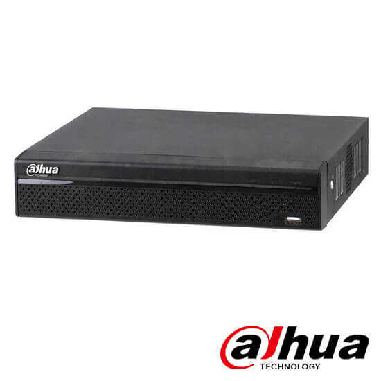 Cel mai bun pret pentru DVR DAHUA XVR4104HS cu tehnologie HDCVI, HDTVI, AHD, ANALOGICA, IP  si inregistrare 1080N pentru sisteme supraveghere video