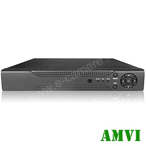 Cel mai bun pret pentru DVR AMVI 5104-AHD cu tehnologie AHD, IP, ANALOGICA  si inregistrare 720P pentru sisteme supraveghere video