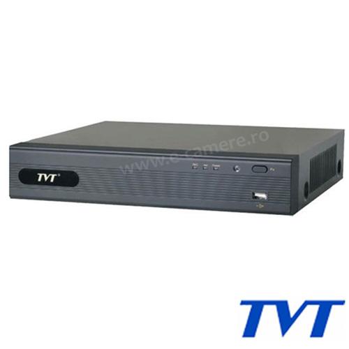 Cel mai bun pret pentru DVR TVT TD-2716AS-SL cu tehnologie AHD, ANALOGICA si inregistrare 720P pentru sisteme supraveghere video