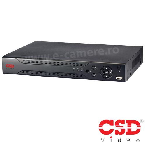 Cel mai bun pret pentru DVR CSD CSD-HCVR-7208H-CVI cu tehnologie HDCVI, IP  si inregistrare 1080P pentru sisteme supraveghere video