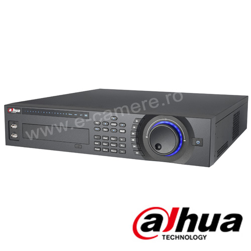 Cel mai bun pret pentru DVR DAHUA DVR1604HF-U cu inregistrare la D1 cu 25.0 cadre/sec/canal