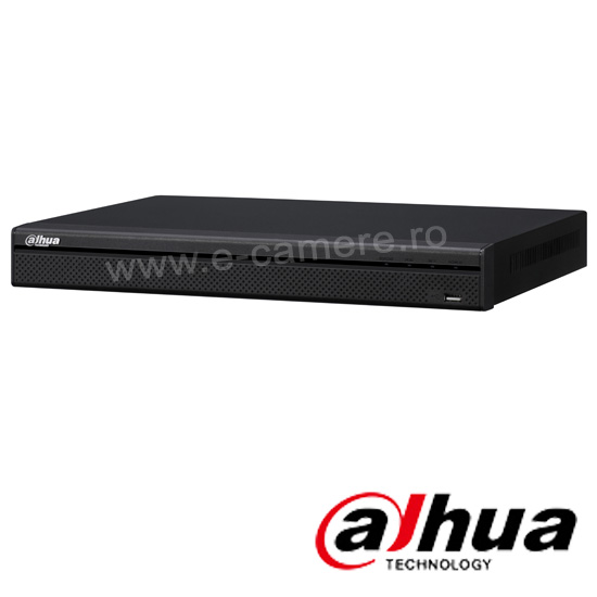 Cel mai bun pret pentru DVR DAHUA HCVR7204A-S3 cu tehnologie HDCVI, ANALOGICA, IP  si inregistrare 1080P pentru sisteme supraveghere video