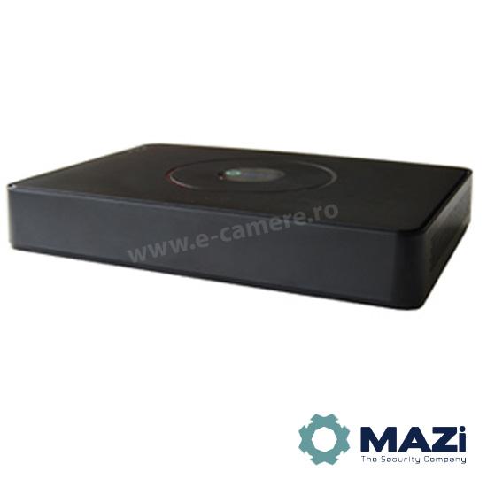 Cel mai bun pret pentru DVR MAZI ADVR-0410H1 cu inregistrare la D1 cu 25.0 cadre/sec/canal