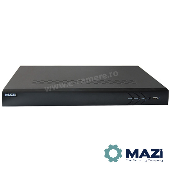 Cel mai bun pret pentru DVR MAZI ADVR-1640H2M cu inregistrare la D1 cu 25.0 cadre/sec/canal
