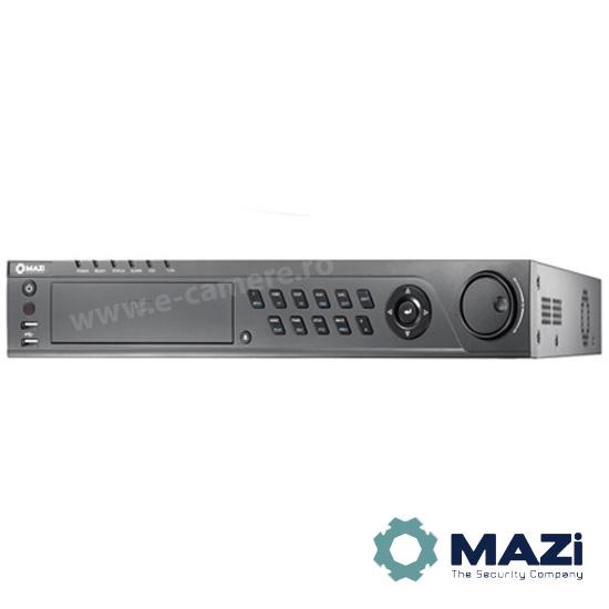 Cel mai bun pret pentru DVR MAZI ADVR-1640H4M cu inregistrare la D1 cu 25.0 cadre/sec/canal