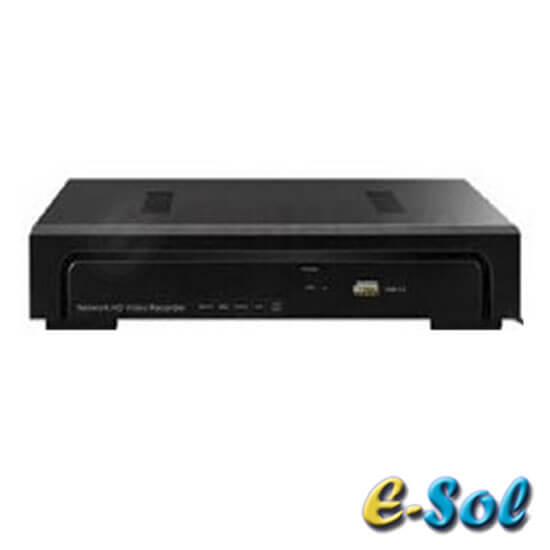 Cel mai bun pret pentru NVR-ul E-SOL EN425N cu 5 megapixeli, pentru sisteme supraveghere video IP