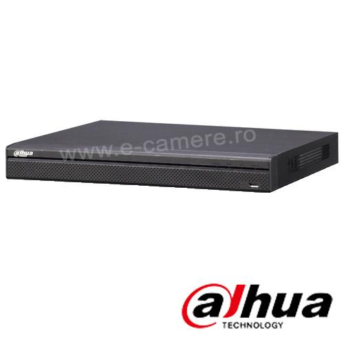 Cel mai bun pret pentru NVR-ul DAHUA NVR5432-4KS2 cu 12 megapixeli, pentru sisteme supraveghere video IP