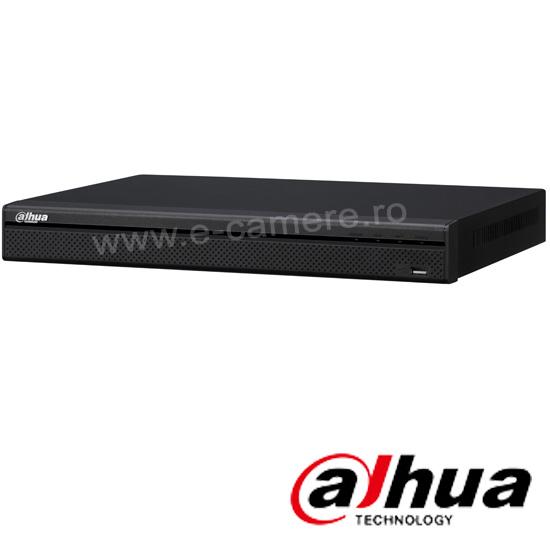 Cel mai bun pret pentru NVR-ul DAHUA NVR608-32-4K cu 12 megapixeli, pentru sisteme supraveghere video IP