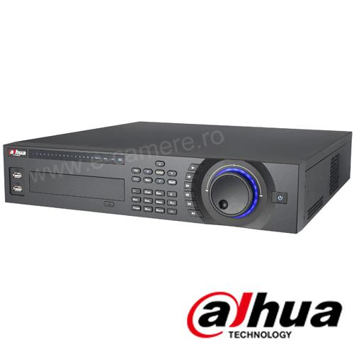 Cel mai bun pret pentru NVR-ul DAHUA NVR7864 cu 3 megapixeli, pentru sisteme supraveghere video IP