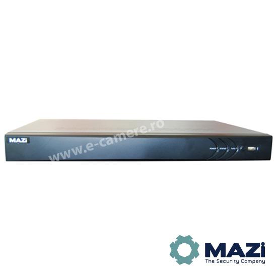 Cel mai bun pret pentru NVR-ul MAZI INVR-04A cu 5 megapixeli, pentru sisteme supraveghere video IP