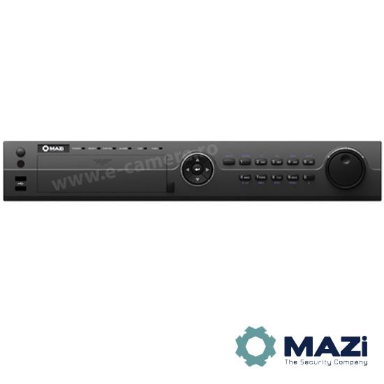 Cel mai bun pret pentru NVR-ul MAZI INVR-32A cu 5 megapixeli, pentru sisteme supraveghere video IP