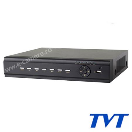 Cel mai bun pret pentru NVR-ul TVT TD-2804NS-A cu 2 megapixeli, pentru sisteme supraveghere video IP