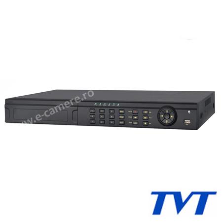 Cel mai bun pret pentru NVR-ul TVT TD-2808NE-A cu 2 megapixeli, pentru sisteme supraveghere video IP