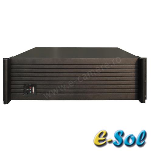 Cel mai bun pret pentru NVR-ul E-SOL EN936N cu 5 megapixeli, pentru sisteme supraveghere video IP