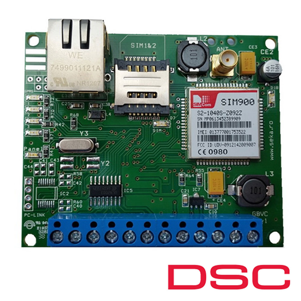 Modul de comunicare - DSC SEKA-BUS-COMBO