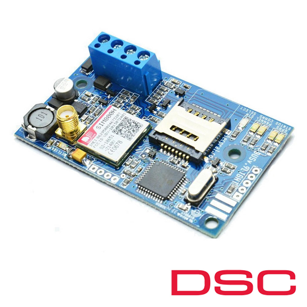 Modul GPRS pentru centralele DSC - DSC SEKA-BUS-LITE