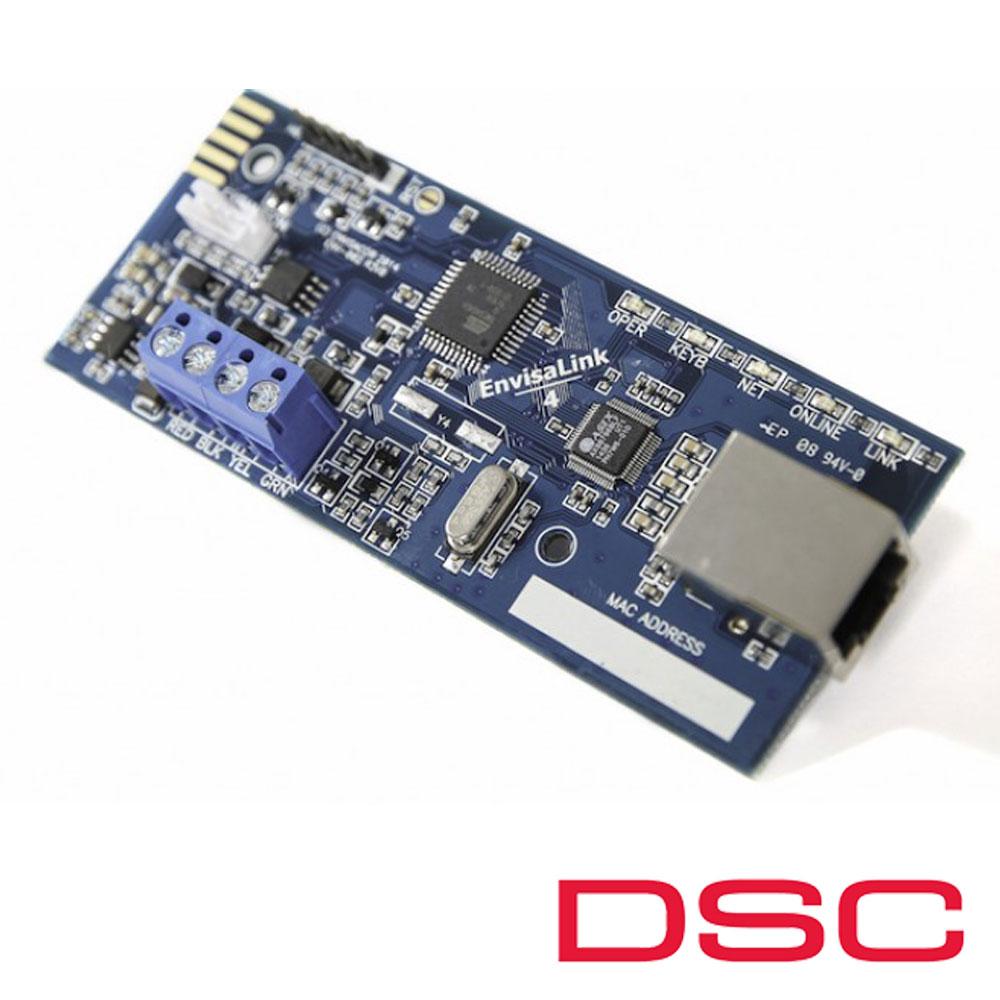 Comunicator TCP/IP - DSC EnvisaLink-4