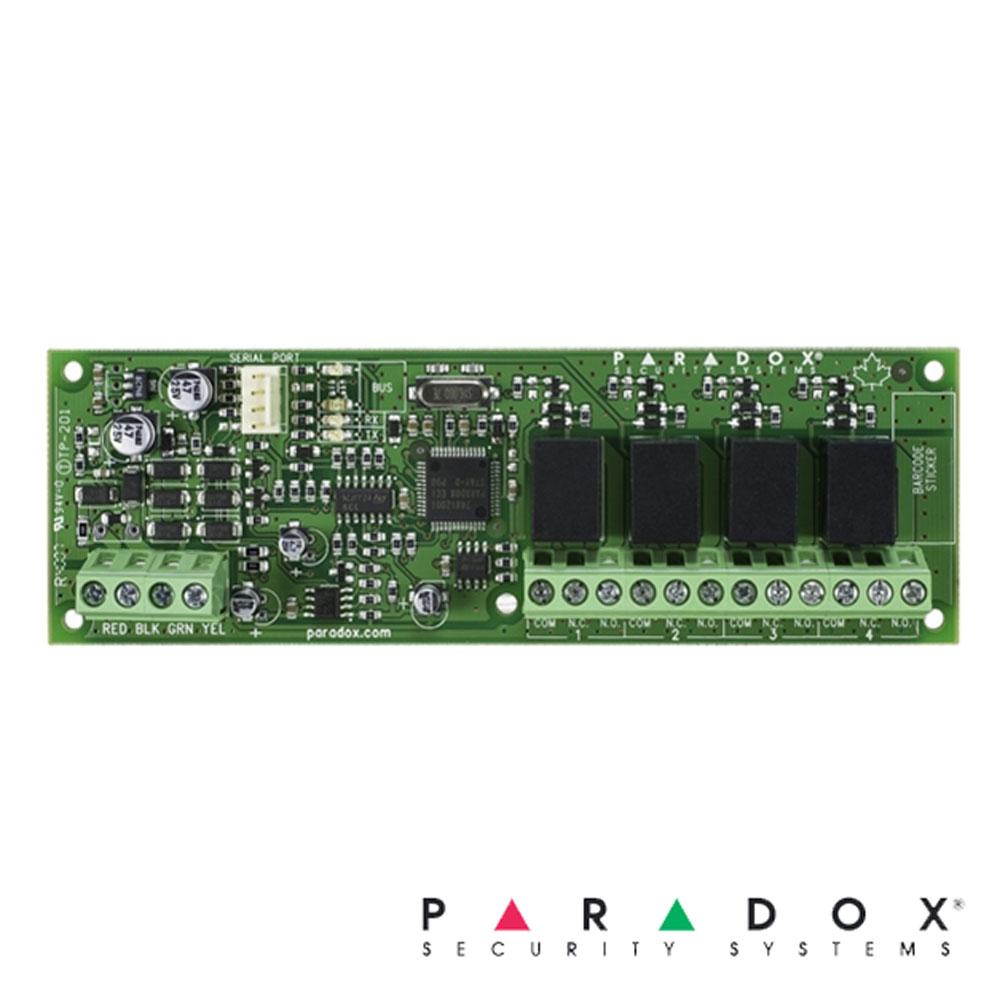 Modul de extensie - Paradox PGM4