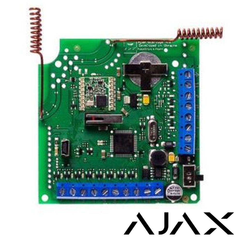 Modul de integrare a detectorilor Ajax in alte sisteme de efractie - Ajax ocBridge