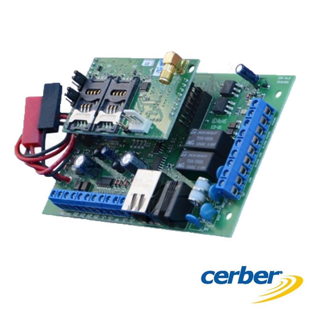 Placă Comunicator port serial/IP/GPRS - Cerber MultiCOMM IP/GPRS-s