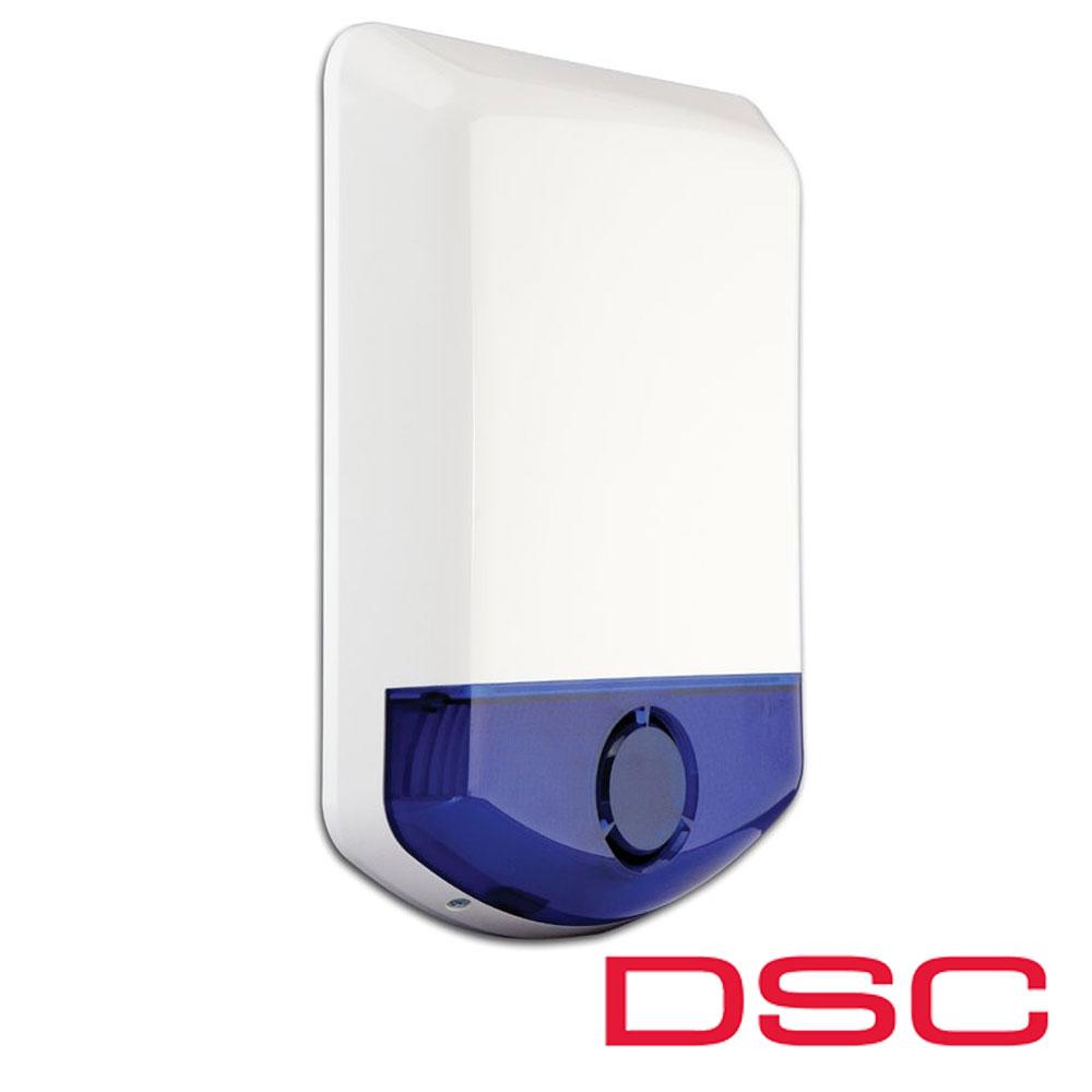 Sirena exterior Wireless, 105 dB, Compatibila Power, Alexor si Impassa - DSC WT4911
