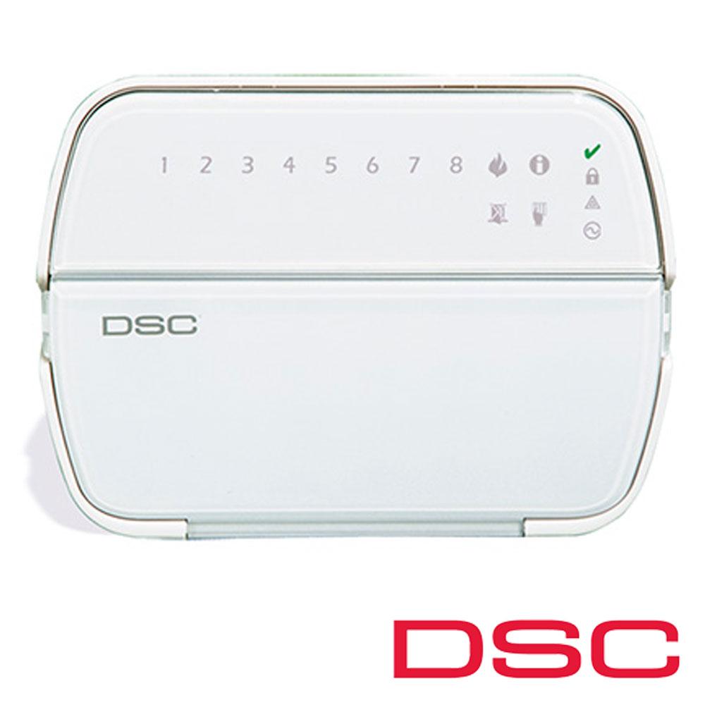 Tastatura DSC 8 zone - DSC PK 5508