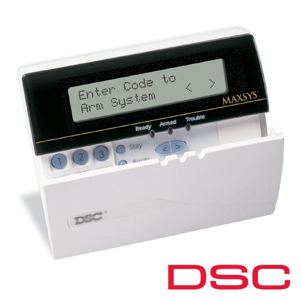 Tastatura LCD - DSC LCD 4501