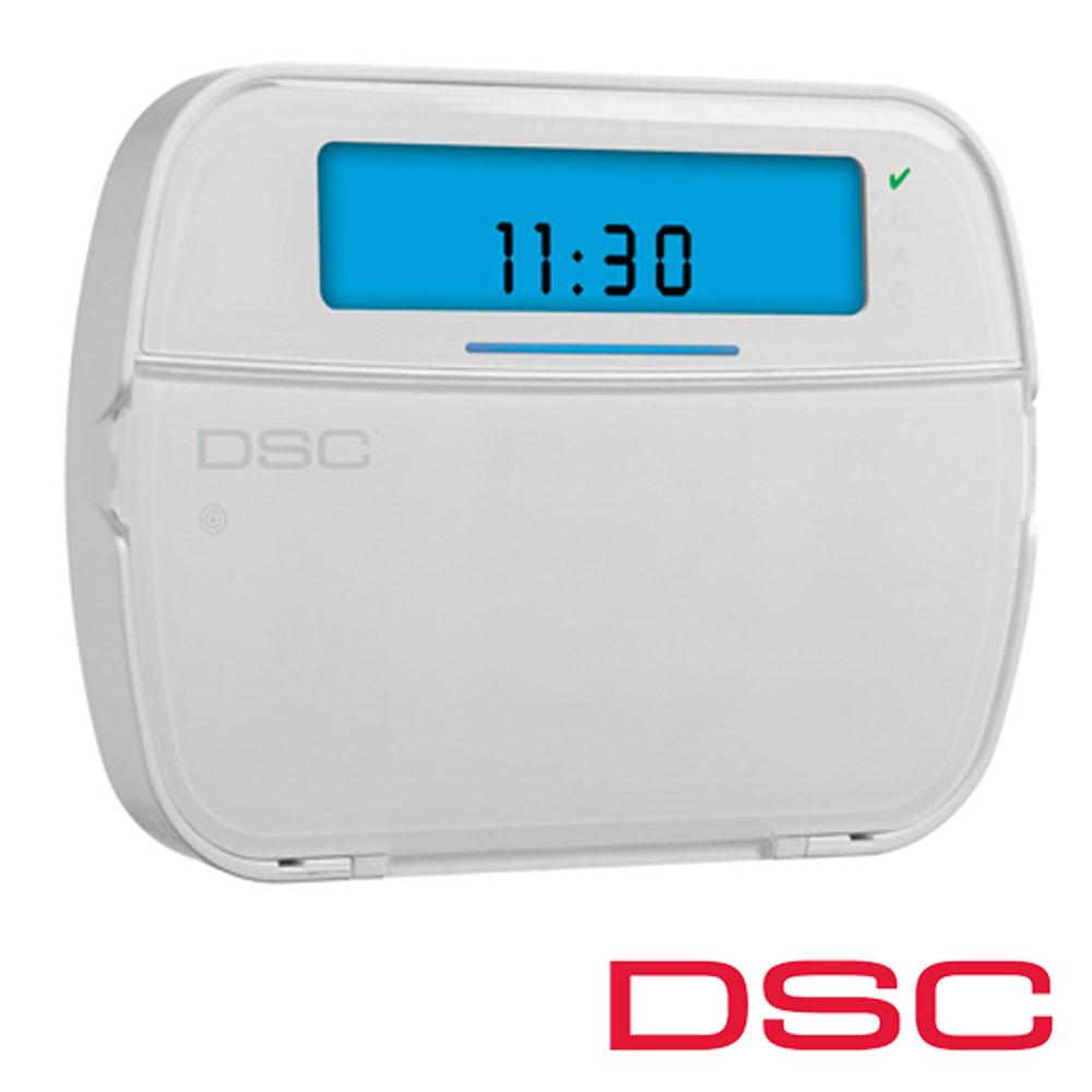 Tastatura LCD 128 zone - DSC NEO-HS2ICON