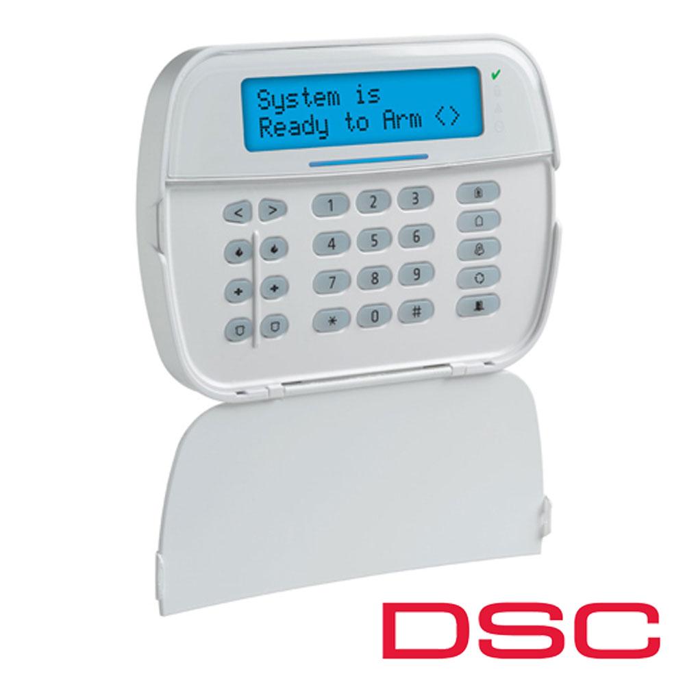 Tastatura LCD WIRELESS, 128 de zone - DSC NEO-HS2LCDWRF