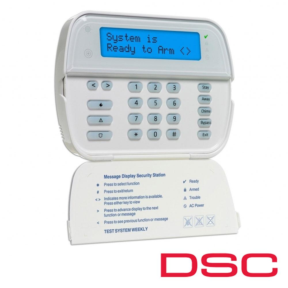 Tastatura wireles LCD - DSC WT 5500