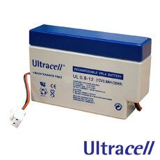 Acumulator 12V0.8Ah - Ultracell UL0.8-12