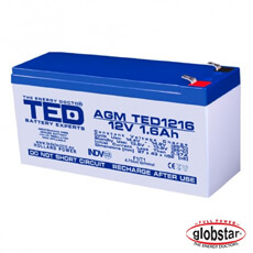 Acumulatori pentru instalare Accesorii Ultracell UCG75-12