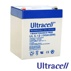 Acumulator 12V5Ah - Ultracell UL5-12