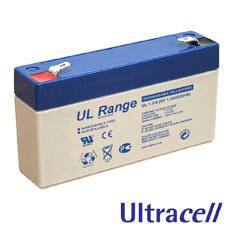 Acumulator 6V1.3Ah - Ultracell UL1.3-6