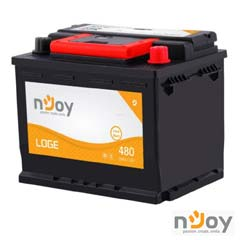Acumulator auto 12V 60AH- NJoy Loge