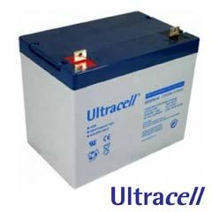 Acumulatori fara intretinere 12V DC 55AH - Ultracell UCG55-12