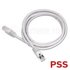 Patch cordul 5 metri UTP - PSS UTP-5E-G-5