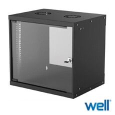 Cabinet metalic - Rack - Well CAB-19-9U-48