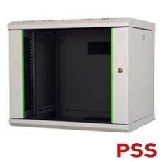Cabinet metalic 12U, 600x600 - PSS LN-PR12U6060-LG-111