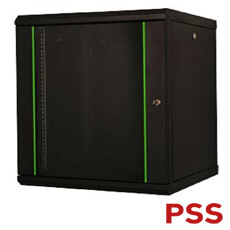 Cabinet metalic 7U, 600x450 - PSS LN-PR07U6045-BL-111