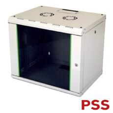 Cabinet metalic 9U, 600x450 - PSS LN-PR09U6045-LG-111