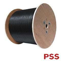 Cablu retea FTP Cat 6, cupru masiv - PSS FTP-Cat6