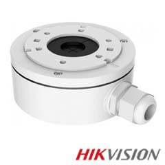 Doza conexiuni aluminiu pentru camere - HikVision DS-1280ZJ-M