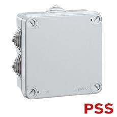 Doza de exterior 100 x 100 x 50 mm - PSS IP55