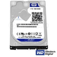 Hard Disk 1000GB - Western Digital HDD1TB-2.5INCH