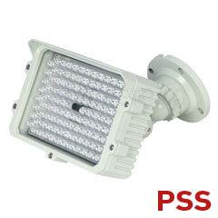 Iluminatoare infrarosu pentru exterior <br /><strong>PSS LEDI80</strong>