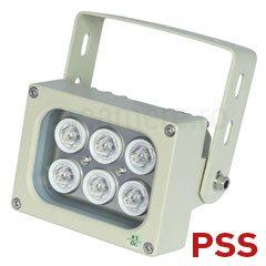 Iluminatoare infrarosu pentru exterior <br /><strong>PSS S6D-60</strong>