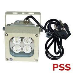 Iluminatoare infrarosu pentruexterior <br /><strong>PSS S4D-60</strong>