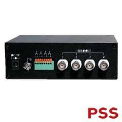Modul de receptie semnal video ACTIV 4 canale - PSS TTA-414VR